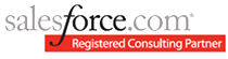 salesforce registred consulting partner - partenaire consultant salesforce